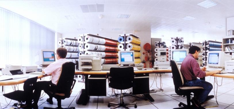 La médiathèque du Centre de calcul à Toulouse